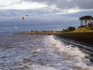 [The sea at Silloth]